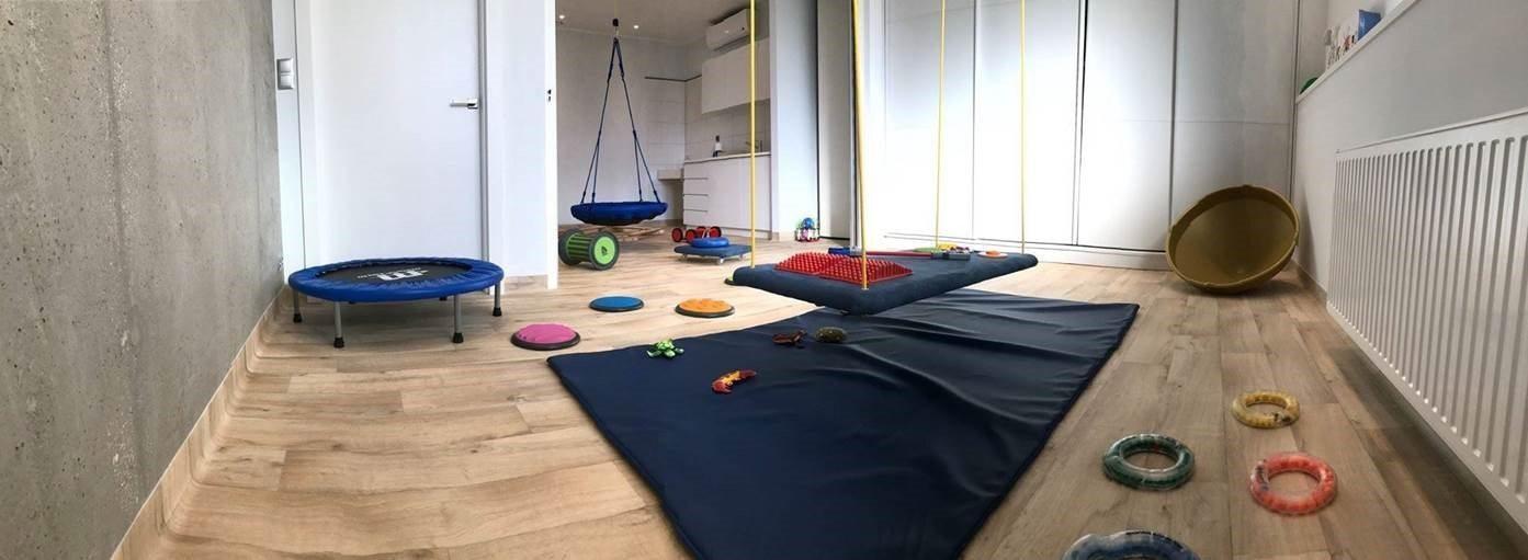 Niebieska Sprężynka - Terapia Dzieci iMłodzieży